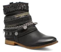 Nadoco Stiefeletten & Boots in schwarz