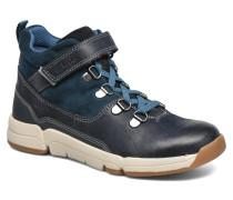 Tri Spike InfinJnr Sneaker in blau