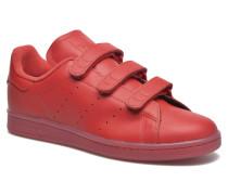 Stan Smith Cf Sneaker in rot