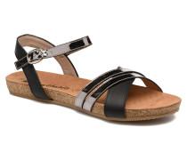 Bioda 33483 Sandalen in schwarz