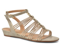 MAZIE Sandalen in goldinbronze