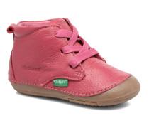 Sonice Stiefeletten & Boots in weinrot
