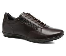 U Symbol A U74A5A Sneaker in braun
