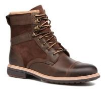 Magnusson Stiefeletten & Boots in braun