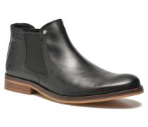 James Stiefeletten & Boots in schwarz