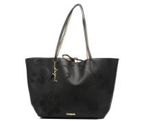 Capri Alice Shopping bag Handtaschen für Taschen in schwarz