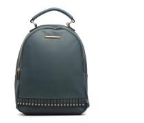 Fringe Stud Backpack Mini Bags für Taschen in grün