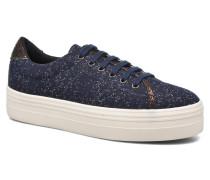 Plato Sneaker Rain in blau