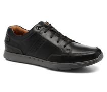 UnLomac Lace Sneaker in schwarz