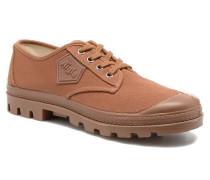 Rubber Saint Germain Low Sneaker in braun