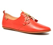Calabria 9177123 Schnürschuhe in rot