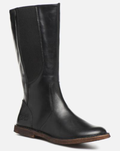 TAKIKO Stiefel in schwarz
