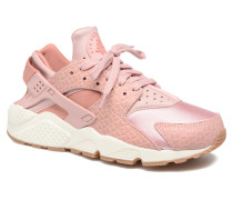 Wmns Air Huarache Run Prm Sneaker in rosa