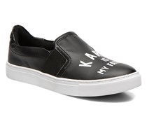 Lorde Sneaker in schwarz