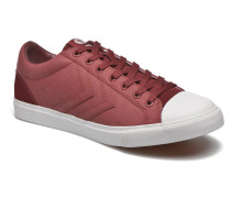 Baseline Court Leather Sneaker in weinrot