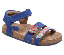 Nanzouk Sandalen in blau
