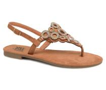 Zutao Sandalen in braun