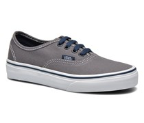 Authentic E Sneaker in grau