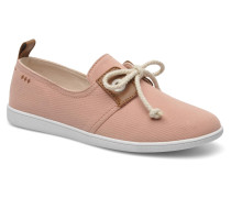 Stone One Twill W Sneaker in rosa