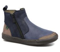 E379 Fundy Stiefeletten & Boots in blau