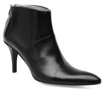 Jaspe 7 low zip boot Stiefeletten & Boots in schwarz