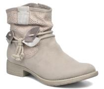 Karen Stiefeletten & Boots in grau