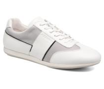 Plizy Sneaker in weiß