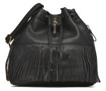 POPPY Bucket Handtaschen für Taschen in schwarz