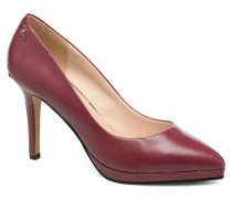 Gela Pumps in weinrot