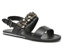 Mori Sandalen in schwarz