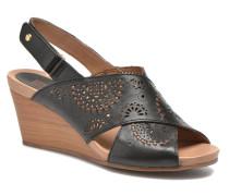 Bali W0A0597 Sandalen in schwarz