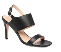 Chany Hi Sandal Sandalen in schwarz