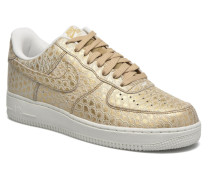 Air Force 1 '07 Lv8 Sneaker in goldinbronze