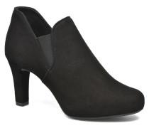 Nepu Stiefeletten & Boots in schwarz