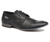 Kobby Schnürschuhe in schwarz