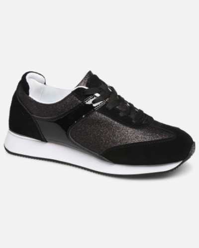Charlize C Sneaker in schwarz