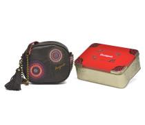 LISBOA GRETA Porté travers Handtaschen für Taschen in schwarz