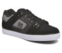 Pure SE Sneaker in schwarz