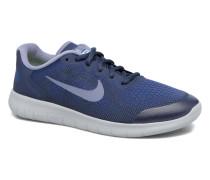 Free Rn 2017 (Gs) Sportschuhe in blau
