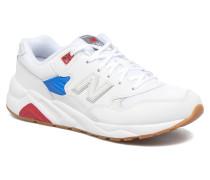 KL580 J Sneaker in weiß