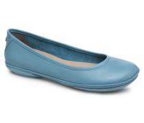 Right Nina 11 Ballerinas in blau