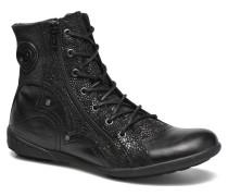 Ness Stiefeletten & Boots in schwarz