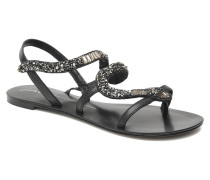 Polynesia Sandalen in schwarz