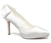 Amina Pumps in weiß