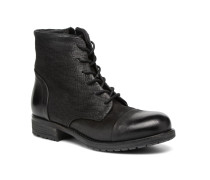 Adelia Stone Stiefeletten & Boots in schwarz