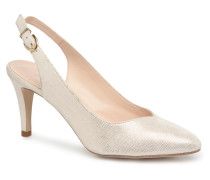 Elegante Pumps in beige
