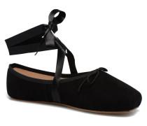Delta Ballerinas in schwarz