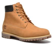 6 in Premium FurinWarm Lin Stiefeletten & Boots braun