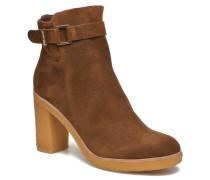 Ofo Stiefeletten & Boots in braun