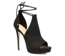 TILLEY Sandalen in schwarz